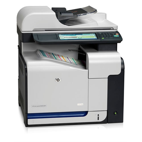 HP LaserJet CM3530 Multifunction Printer -1610