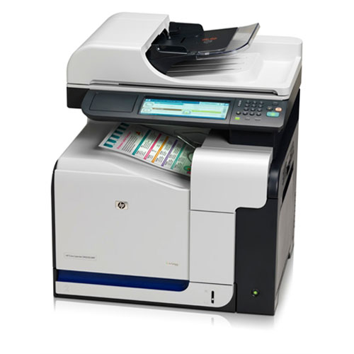 HP LaserJet CM3530 Multifunction Printer -1611