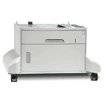 HP Printer Stand with Paper Drawers for LaserJet M5000 Series-0
