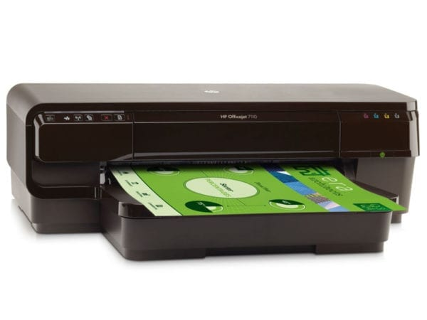 HP Officejet 7110 Inkjet Printer - CR768A-0