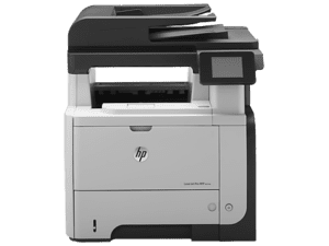 HP LaserJet Pro M521dn Multifunction Printer -0