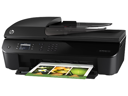 HP Officejet 4630 e-All-in-One Printer - B4L03A-38200