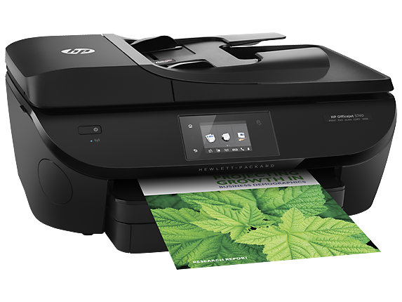 HP Officejet 5740 e-All-in-One Printer - B9S76A-39362