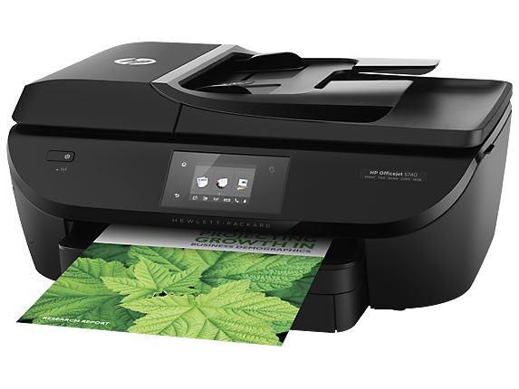 HP Officejet 5740 e-All-in-One Printer - B9S76A-39363