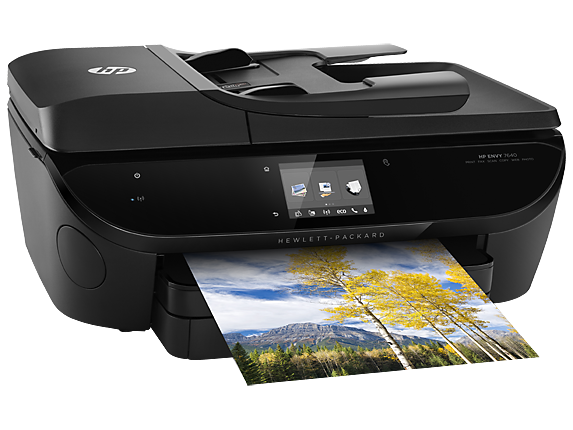 HP ENVY 7640 e-All-in-One Printer - E4W43A -39341