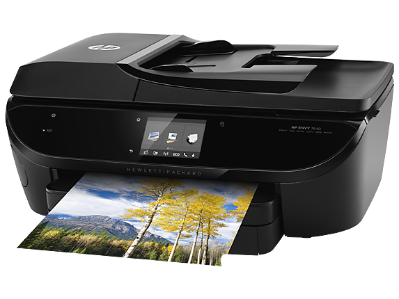 HP ENVY 7640 e-All-in-One Printer - E4W43A -39344
