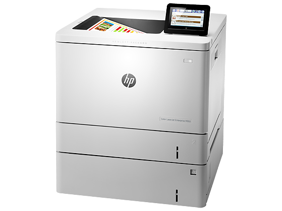 HP Color LaserJet Enterprise M553x - B5L26A-39634