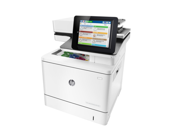 HP Color LaserJet Enterprise MFP M577dn - B5L46A-40360