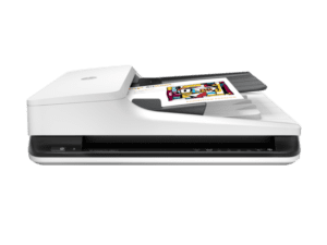 HP ScanJet Pro 2500 f1 Flatbed Scanner - L2747A-0