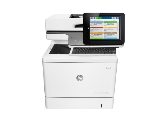HP Color LaserJet Enterprise Flow MFP M577z - B5L48A-0