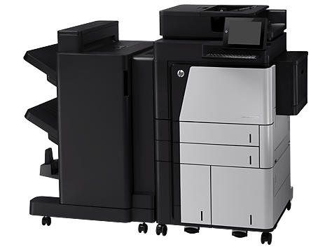 HP LaserJet Enterprise flow MFP M830z NFC/Wireless Direct - D7P68A-40924