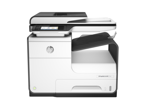 HP PageWide Pro 477dn Multifunction Printer D3Q19A-41051