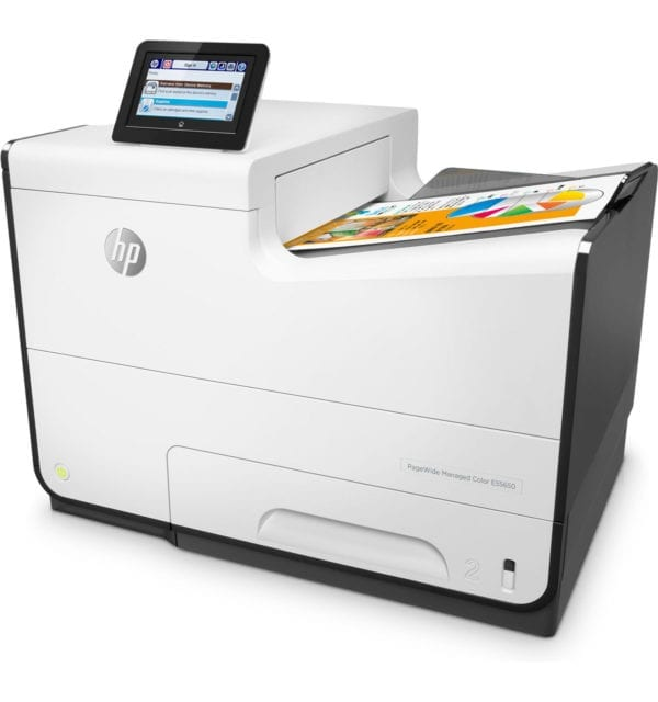 HP PageWide Managed Color E55650dn - L3U44A-41194