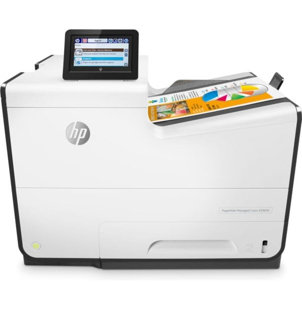 HP PageWide Managed Color E55650dn - L3U44A-41195