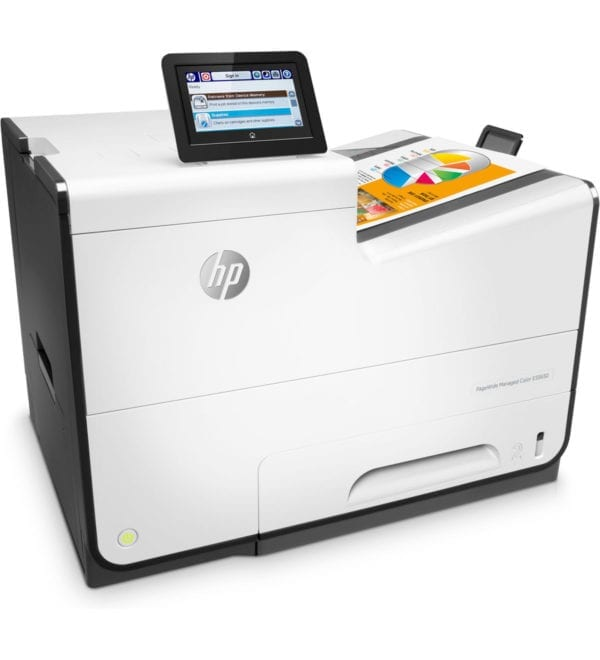 HP PageWide Managed Color E55650dn - L3U44A-0