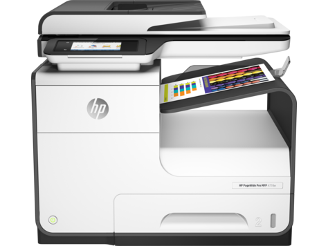 HP PageWide Pro 477dw Multifunction Printer - D3Q20A-41292