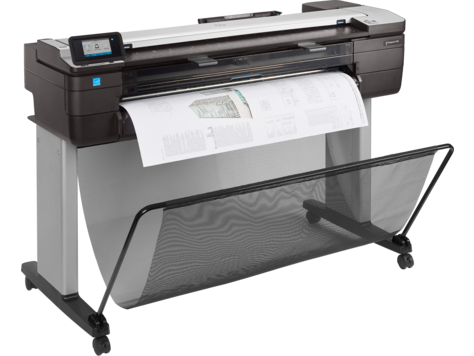 HP DesignJet T830 36-in Multifunction Printer F9A30A-41299