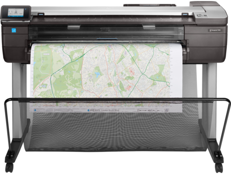 HP DesignJet T830 36-in Multifunction Printer F9A30A-41298