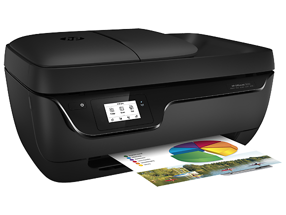 HP OfficeJet 3830 All-in-One Printer - K7V40A-0