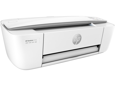 HP DeskJet 3755 All-in-One Printer - J9V91A-41415