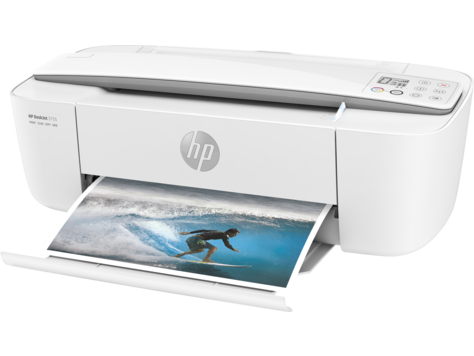 HP DeskJet 3755 All-in-One Printer - J9V91A-41417