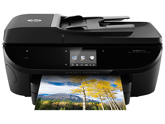HP ENVY 7645 e-All-in-One Printer - E4W44A-0