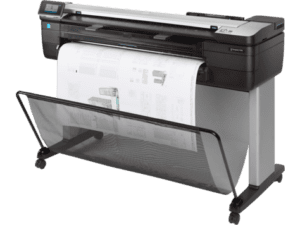 HP DesignJet T830 36-in Multifunction Printer F9A30A-0