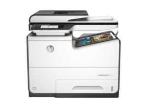HP PageWide Pro 577dw Multifunction Printer - D3Q21A