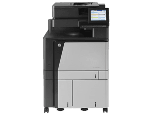 HP LaserJet M880z+ Laser Multifunction Printer - D7P71A