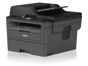 Brother DCP-L2550DW Monochrome Laser Multi-function Printer with Wireless Networking and Duplex Printing - DCP-L2550DW-0