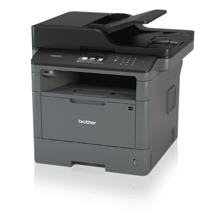 Brother DCP-L5500DN Business Laser Multi-Function Printer with Duplex Printing and Networking - DCP-L5500DN-0