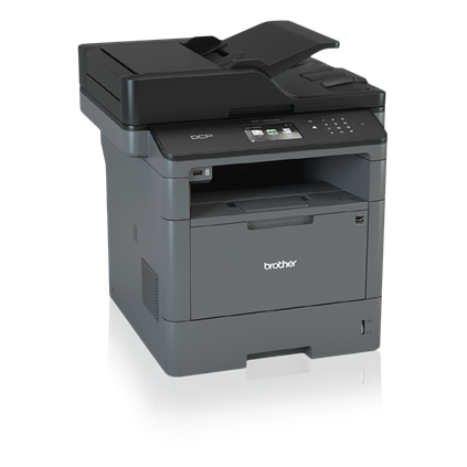 Brother DCP-L5500DN Business Laser Multi-Function Printer with Duplex Printing and Networking - DCP-L5500DN-41866