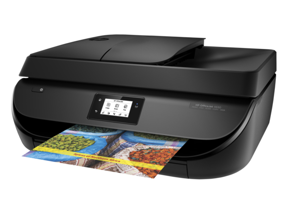 HP OfficeJet 4650 All-in-One Printer - F1J03A-41583