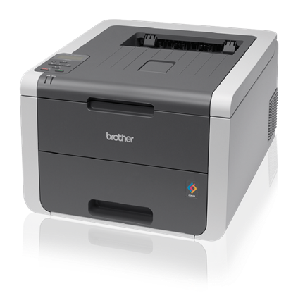 Brother HL-3140CW Digital Color Printer with Wireless Networking - HL-3140CW-0