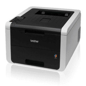 Brother HL-3170CDW Digital Color Printer with Wireless Networking and Duplex - HL-3170CDW-0