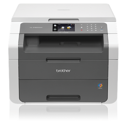 Brother HL-3180CDW Digital Color Printer with Convenience Copying and Scanning - HL-3180CDW-41784