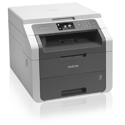 Brother HL-3180CDW Digital Color Printer with Convenience Copying and Scanning - HL-3180CDW-41785