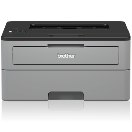 Brother HL-L2350DW Monochrome Compact Laser Printer with Wireless and Duplex Printing - HL-L2350DW-0