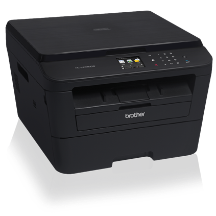Brother HL-L2380DW Versatile Laser Printer with Wireless Networking and Duplex - HL-L2380DW-41877