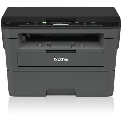 Brother HL-L2390DW Monochrome Laser Printer with Convenient Flatbed Copy & Scan, Duplex and Wireless Printing - HL-L2390DW-41779