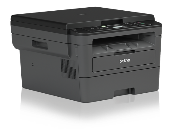 Brother HL-L2390DW Monochrome Laser Printer with Convenient Flatbed Copy & Scan, Duplex and Wireless Printing - HL-L2390DW-41778
