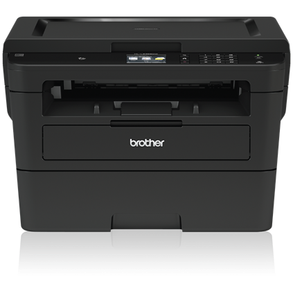 Brother HL-L2395DW Monochrome Laser Printer with Convenient Flatbed Copy & Scan, Duplex and Wireless Printing - HL-L2395DW-41760