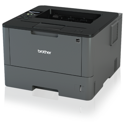 Brother HL-L5100DN Business Laser Printer with Networking and Duplex - HL-L5100DN-0