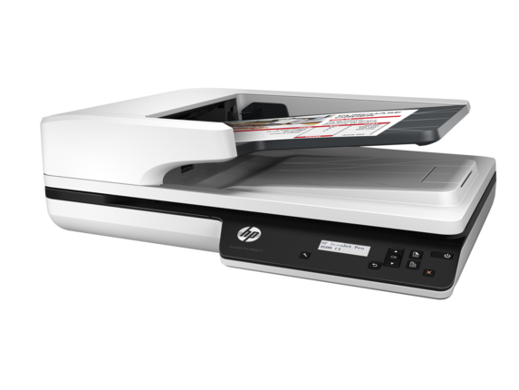 HP ScanJet Pro 3500 f1 Flatbed Scanner - L2741A-41735