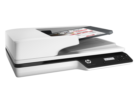 HP ScanJet Pro 3500 f1 Flatbed Scanner - L2741A-41734