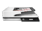 HP ScanJet Pro 3500 f1 Flatbed Scanner - L2741A-0