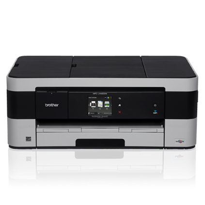 "Brother MFC-J4420DW Business Smart Inkjet All-in-One with up to 11""x17"" Printing and Auto Document Feeder - MFC-J4420DW-41835"