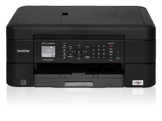 Brother MFC-J460DW Compact & Easy to Connect Inkjet All-in-One - MFC-J460DW-41811