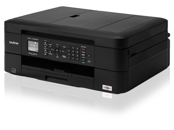 Brother MFC-J460DW Compact & Easy to Connect Inkjet All-in-One - MFC-J460DW-0