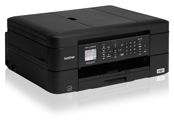 Brother MFC-J460DW Compact & Easy to Connect Inkjet All-in-One - MFC-J460DW-41812